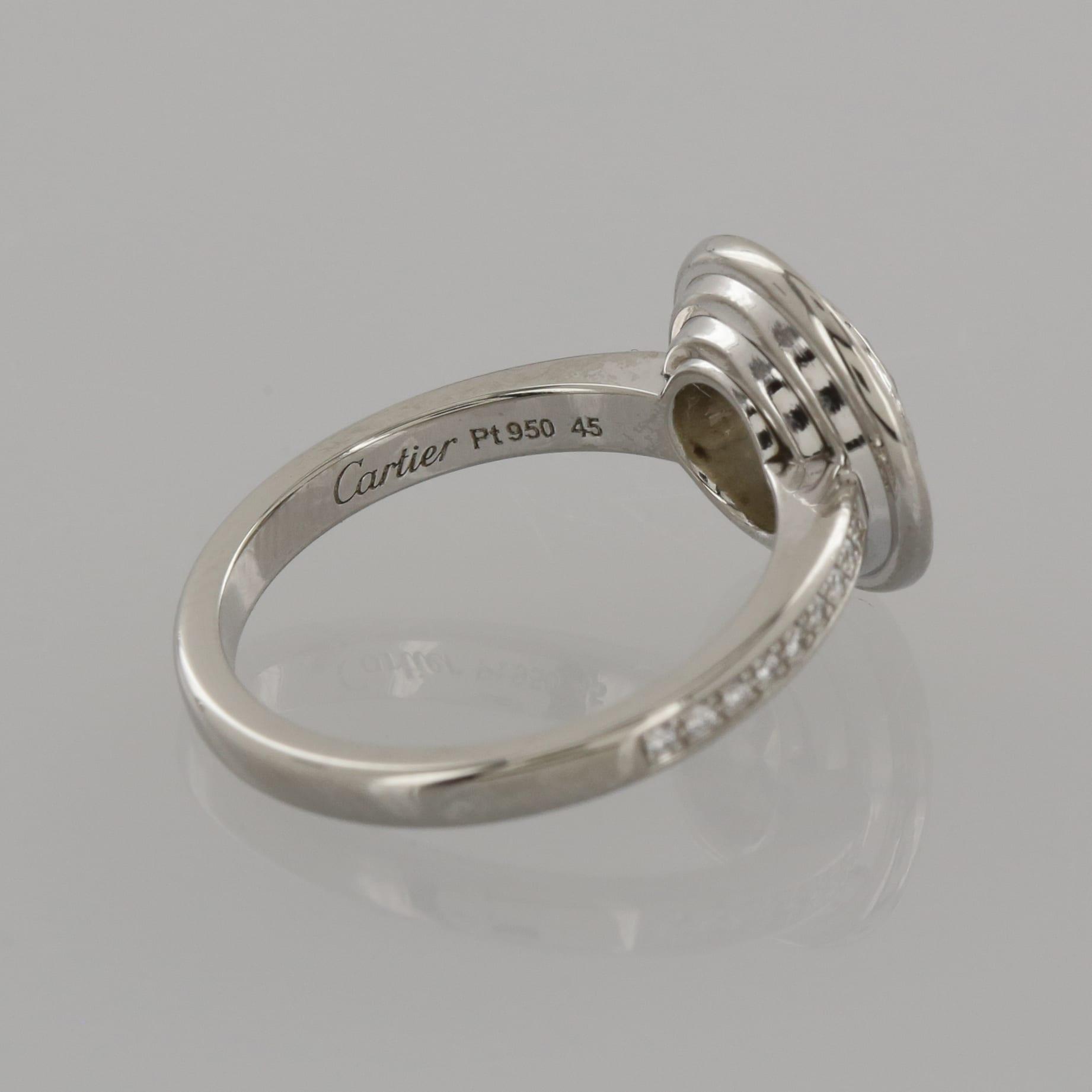 b7ea863c711 Cartier Solitaire D Amour  Diamond