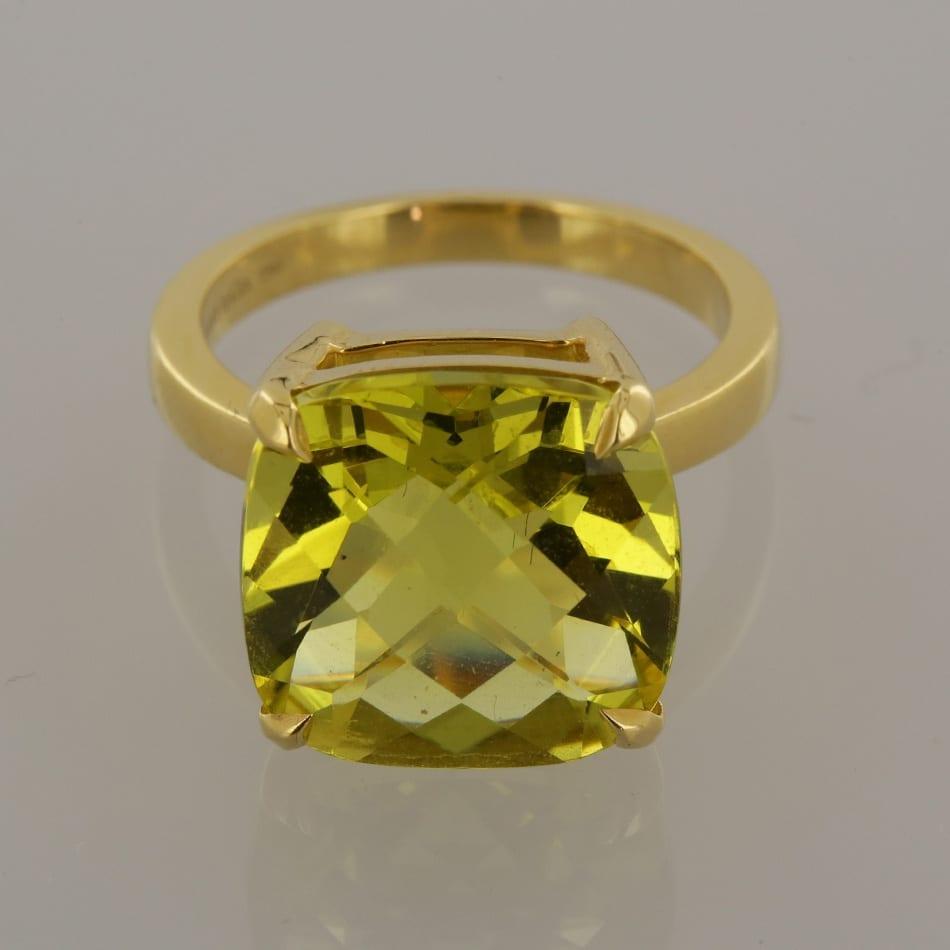 c8571e6f566ad Tiffany & Co. Citrine Ring