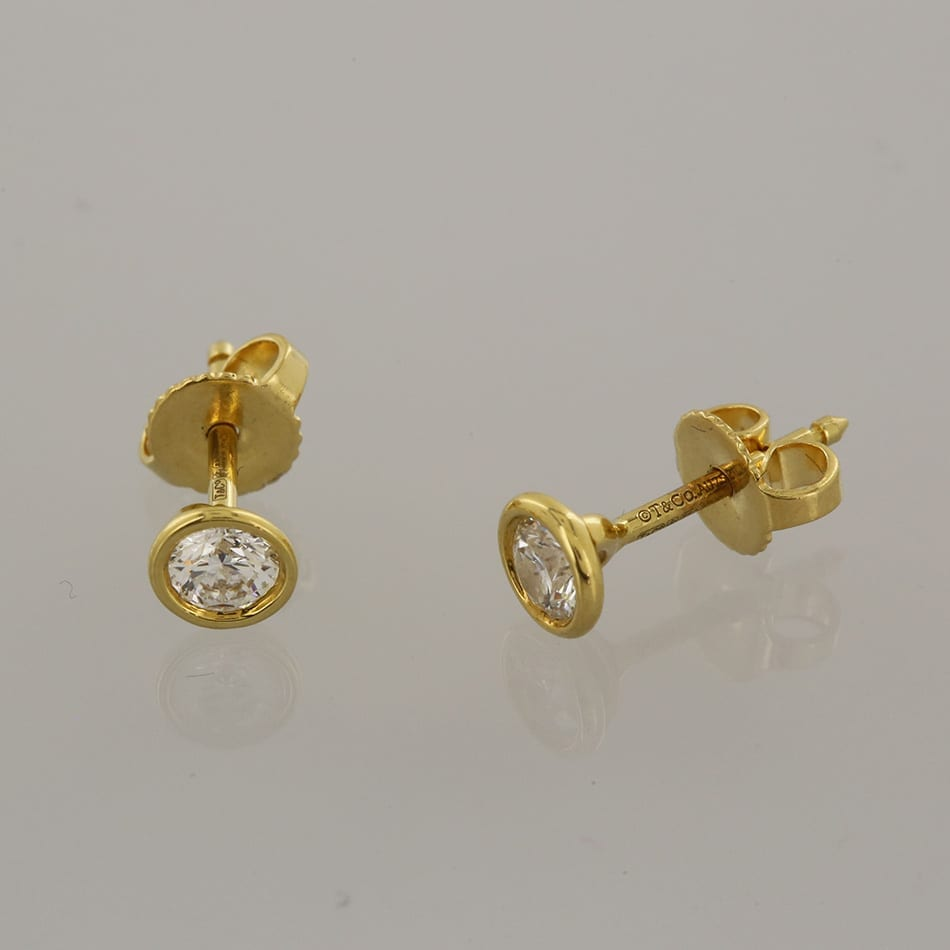43d61866dc220 Tiffany & Co. Diamonds By The Yard Stud Earrings