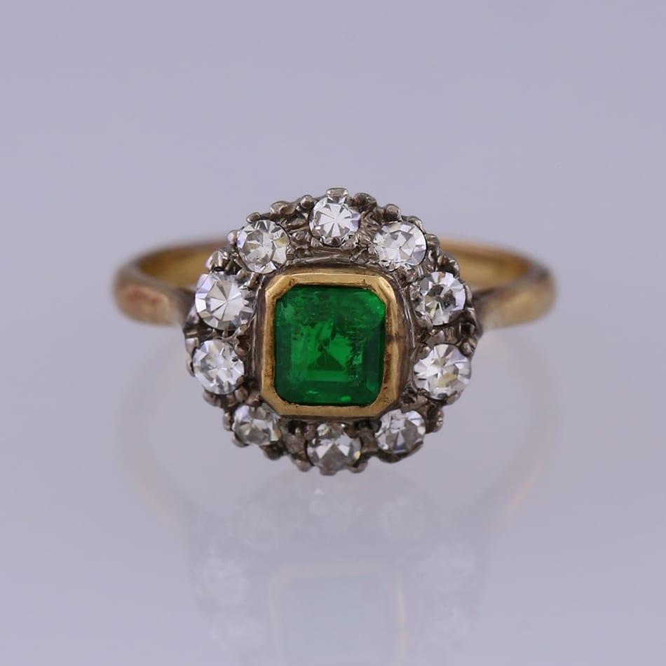 Vintage Emerald And Diamond Cluster Ring  The Vintage. Design Bangles. Leather Cord Necklace. Antique Gold Stud Earrings. Celtic Brooch. Floating Charm Bangle Bracelet. Silver Diamond Bangle. Handcrafted Bracelet. Renaissance Emerald