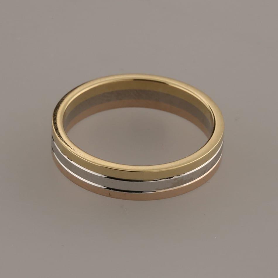 Cartier Wedding Band.Cartier Trinity Wedding Band Ring