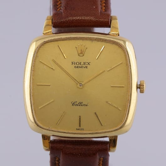 Vintage Rolex Cellini Wristwatch